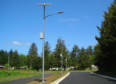 Solar Led Street Light project