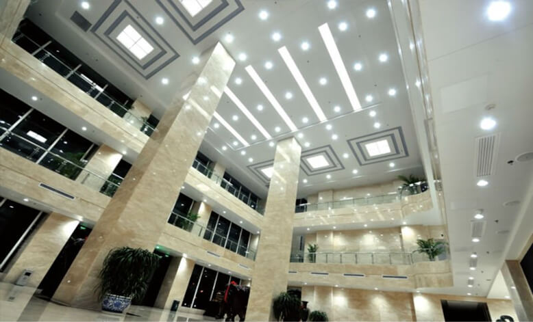 Haotech LED bulbs panel lights