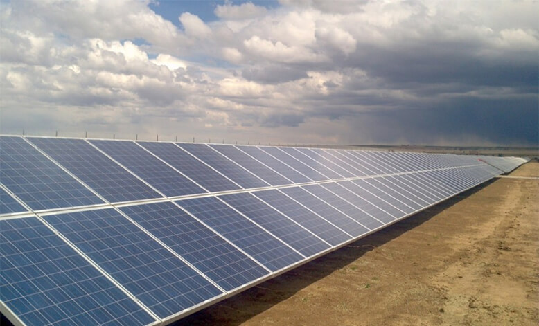 Haotech solar power plant