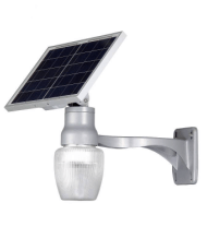 Solar LED Garden Light-Peach li