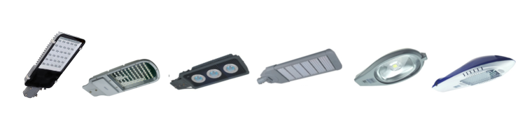 led street light classic design
